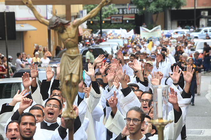 Convocan jornada de reflexión pastoral sobre el rol de la Iglesia y la sociedad civil para construir salida democrática a la crisis
