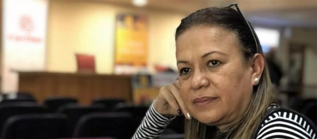 """Janeth Márquez, directora de Cáritas: """"Tenemos que salir de esta pobreza que nos mata"""""""