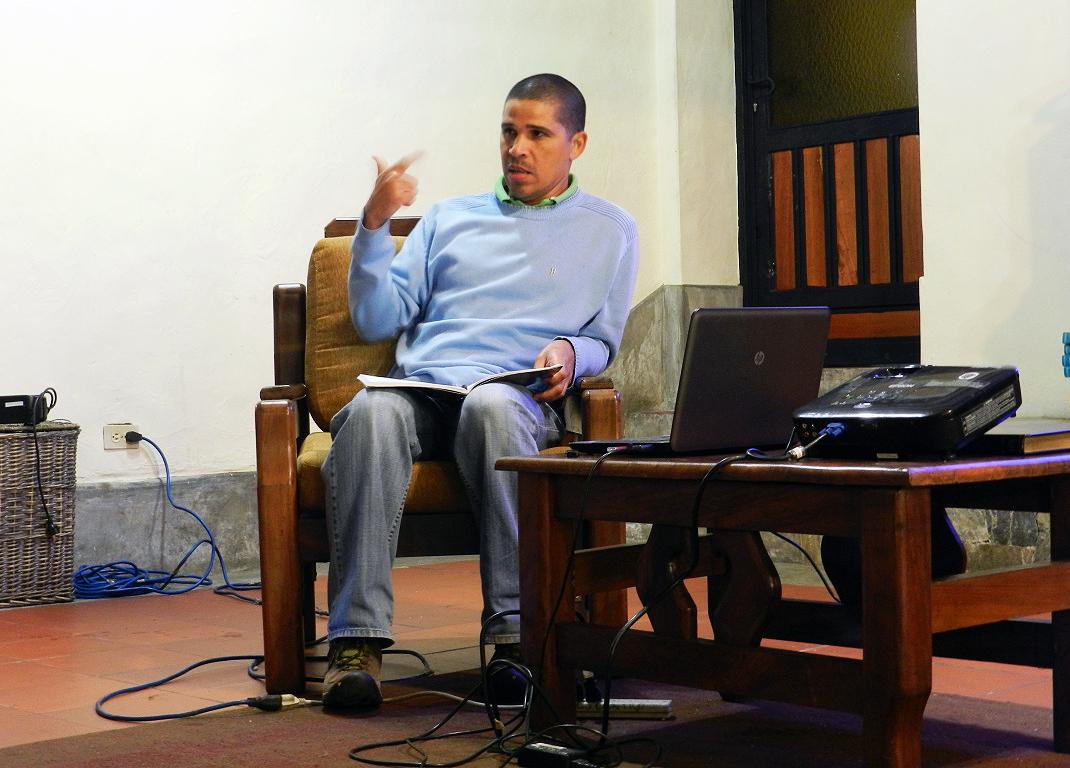 Robert Rodríguez, director de Huellas: arraigo, compromiso y empoderamiento surgen luego de soñar al país