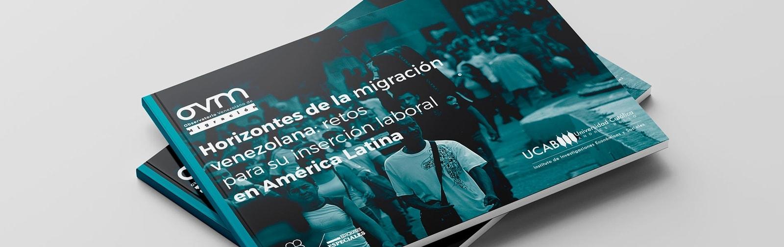 Libro de la UCAB revela impacto de la migración venezolana