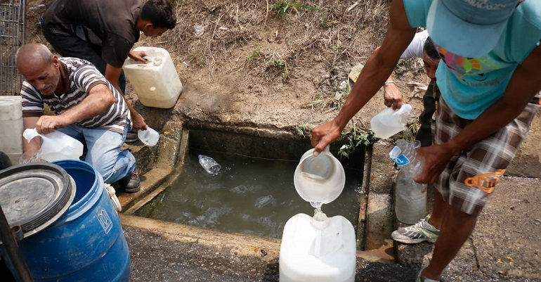 UCAB diseñó sistema ecoamigable y accesible para potabilizar el agua en zonas vulnerables